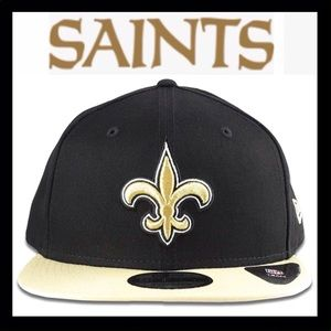 NWT NEW ORLEANS SAINTS 59fifty Hat